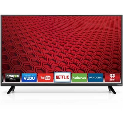 E48-C2 - 48-Inch E-Series 120Hz 1080p Smart LED HDTV