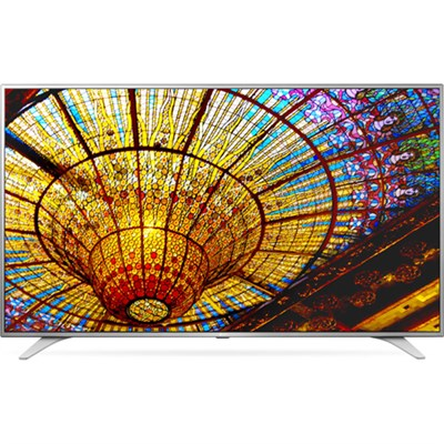 49UH6500 49-Inch 4K UHD Smart TV w/ webOS 3.0 - OPEN BOX