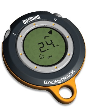 BackTrack GPS Navigation System 36-0050