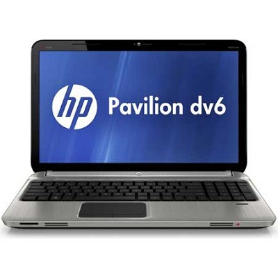 Pavilion 15.6` DV6-6190US Entertainment Notebook PC - Intel Core i7-2630QM Proc.