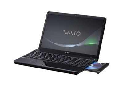 VAIO VPC-EB46FX/BJ 15.5-Inch Entertainment Laptop (Black) Intel Core i5-480M