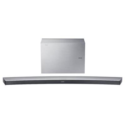HW-J7501R 4.1 Channel 320W Curved Wireless Audio Soundbar (White)