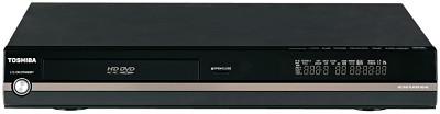 HD-A20 - HD-DVD High-definition DVD Player w/ 1080p output & Upconversion