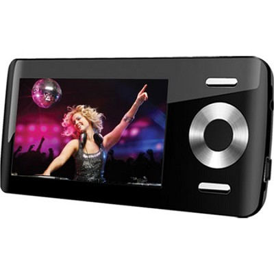MP3 Video Player with 2.8` Display, 16 GB Flash Memory & FM