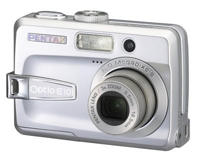 Optio E10 Digital Camera
