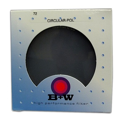 72mm Circular Polarizer Glass Filter - 65-062161