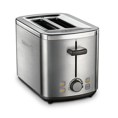 2 Slot Stainless Steel Toaster - 1779206