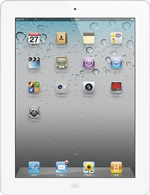 iPad 2 16GB with Wi-Fi - White MC979LL/A