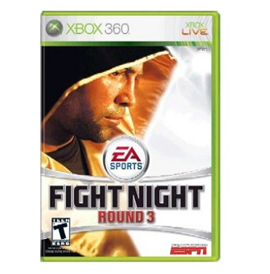 Fight Night: Round 3 For Xbox 360