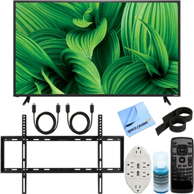 D55n-E2 D-Series 55` Full Array LED TV + Ultimate Wall Mount Accessory Kit