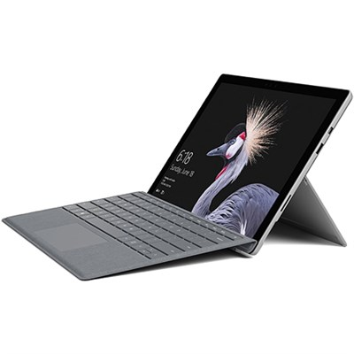 Surface Pro (Intel Core i5, 8GB RAM, 128GB) with Platinum Type Cover
