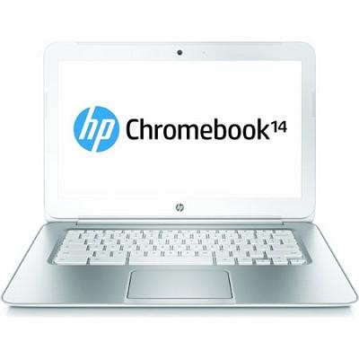 14.0` HD LED 14-q010nr Chromebook PC - Intel Celeron 2955U Refurbished