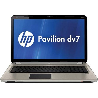 Pavilion 17.3` DV7-6165US Entertainment Notebook PC - AMD Quad-Core A8-3500M
