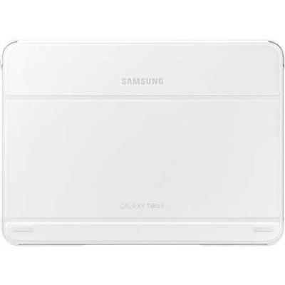 Book Cover Case for Samsung Galaxy Tab 4 10.1 - White (EF-BT530BWEGUJ)