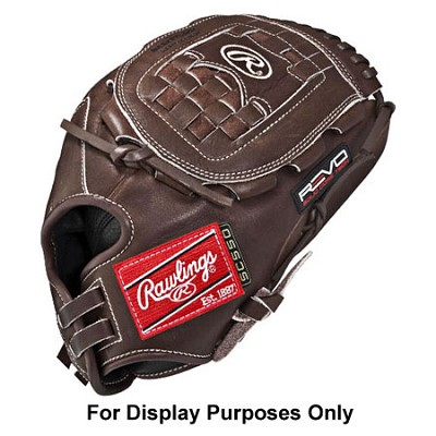 5SC125CD-RH - REVO SOLID CORE 550 Series 12.5` Left Hand Softball Glove