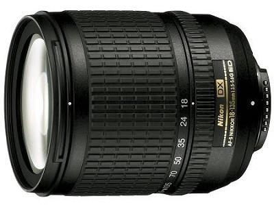 18-135mm f/3.5-5.6G ED-IF AF-S DX Zoom-Nikkor, With Nikon 5-Year USA Warranty