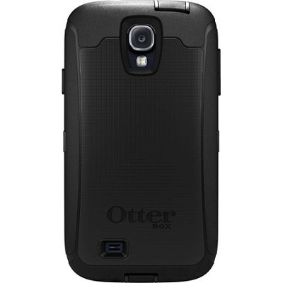 OB Samsung Galaxy S4 Defender - Black