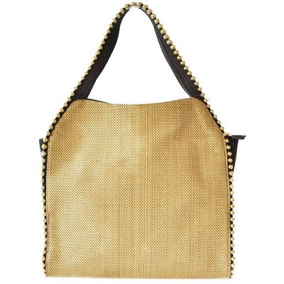 Grayson Shoulder Bag - Silk Linen
