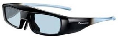 TY- EW3D3MPK2 - Panasonic 3D Glasses Twin Pack - OPEN BOX