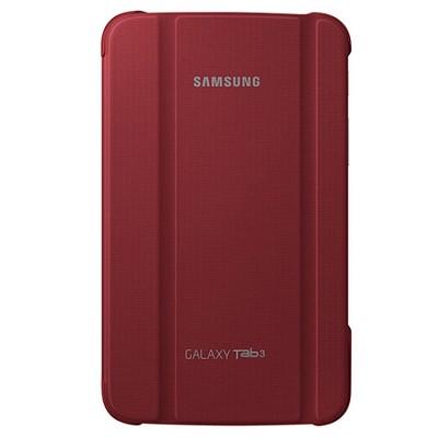 Galaxy Tab 3 7-inch Book Cover - Garnet Red