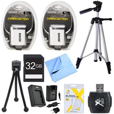 Ultimate NB6L Battery Bundle for Canon Powershot S120,SX520,710,700,600,530,610