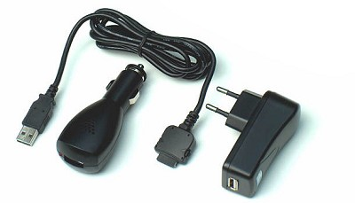 Gear to Go Power Kit for Ipaq Pda's - USB Sync + Charge, Car + AC Adapter