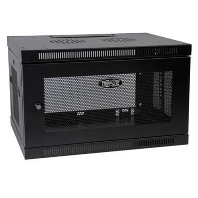 6U Wall Mount Rack Enclosure Cabinet - SRW6U