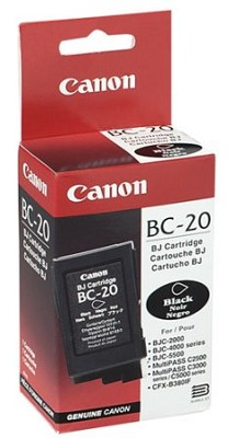 BC20 Ink Cartridge