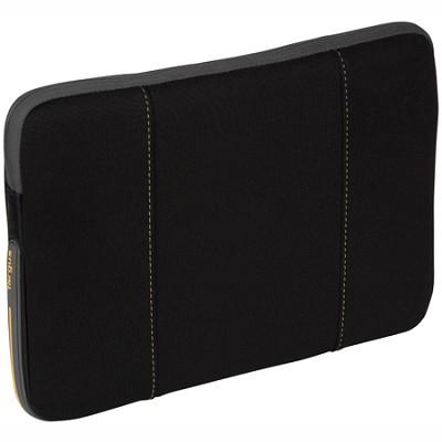 Impax Sleeve for Apple iPad & iPad 2 TSS205US - Black with Yellow & Gray Accents