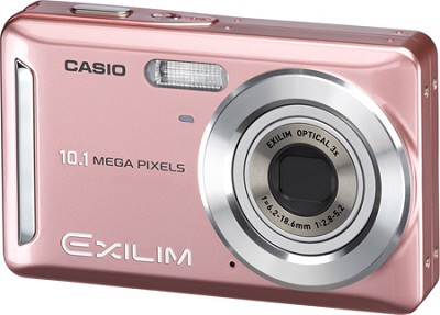 Exilim Z29 10MP 2.5` LCD Digital Camera (Pink)