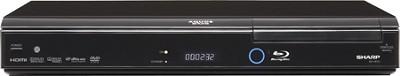 BD-HP21U AQUOS Blu-Ray Disc Player