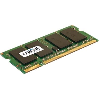 2GB 800 Mhz  DDR2 200-Pin SODIMM Memory