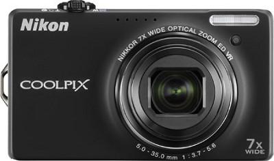 COOLPIX S6000 14.2 Megapixel Digital Camera (Black)