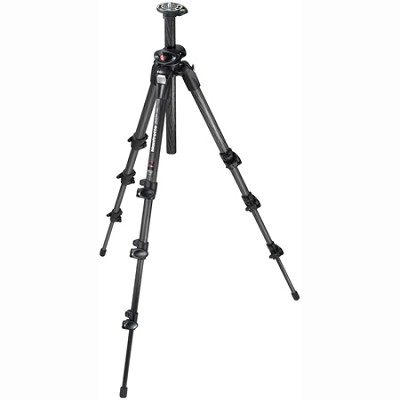 190Cx Carbon Fibre Q90 4-section Tripod (190CXPRO4)