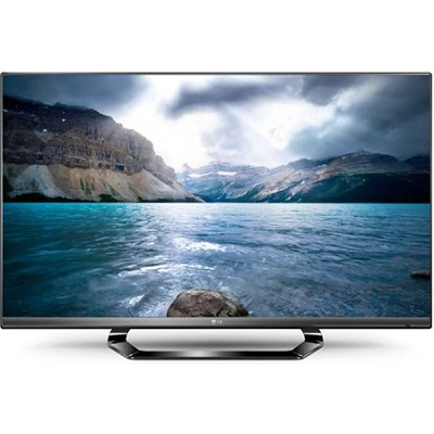 60LM7200 - 60-Inch LED LCD Cinema 3D Smart TV, Full HD 1080p 240Hz TruMotion