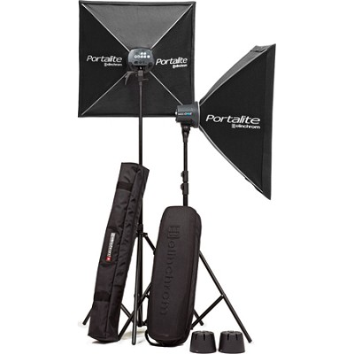 D-Lite RX ONE - 2x Head Portalite To Go Kit