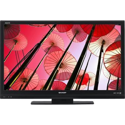 AQUOS LC-39LE440U 39` 1080p HD LED TV - TORN BOX