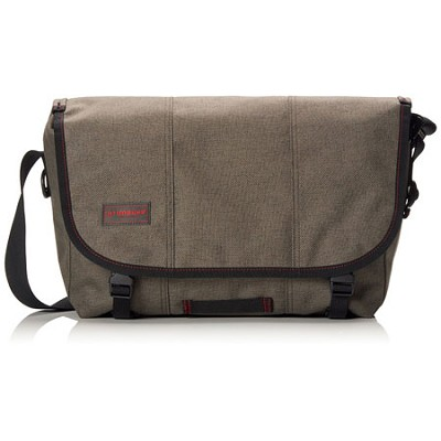 Classic Messenger Bag, Medium (Carbon Full-Cycle Twill)