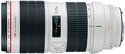 EF 70-200mm f/2.8L IS II USM Telephoto Zoom Lens for Canon SLR Factory Refurb