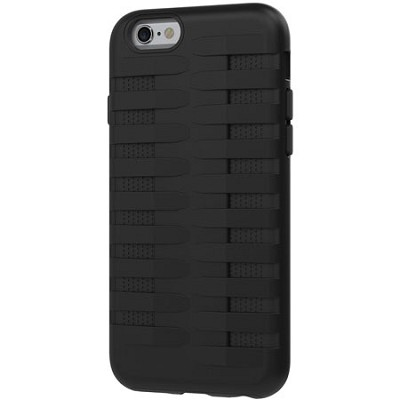 Cobra Apple iPhone 6 Silicone Dual Protective Case - Black