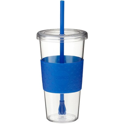 Eco First Tumbler 24 Ounce Togo Cup Mug - Royal Blue (2510-9978)