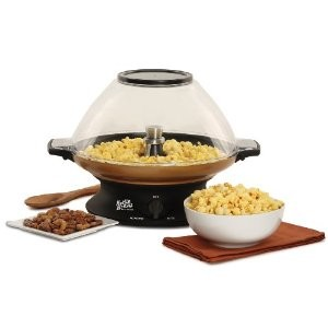 82386 Kettle Krazy Popcorn Popper and Nut Roaster