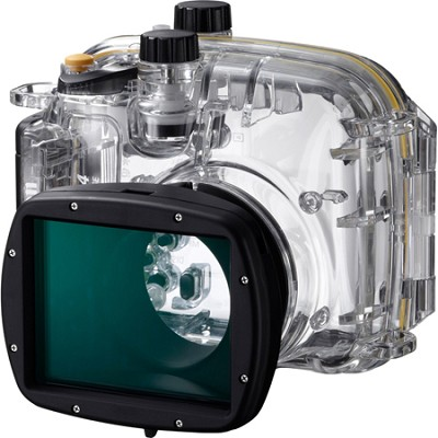 Waterproof Housing WP-DC44 for Canon PowerShot G1 X Digital Camera