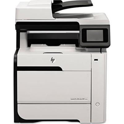 Laserjet Pro 400  M475DW Wireless Color Printer/Scanner, Copier & Fax - OPEN BOX