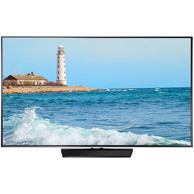 UN50H5500 - 50-Inch Slim Full HD 1080p LED Smart TV Clear Motion Rate 120 Wi-Fi