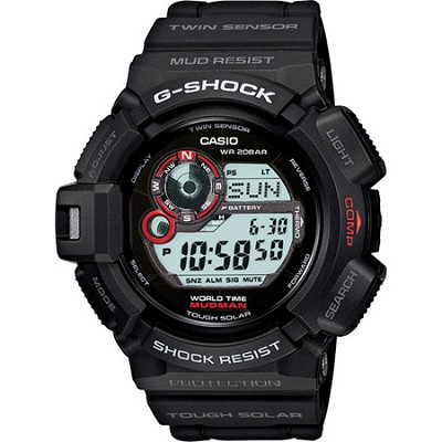 G9300-1 - G-Shock Mudman Digital Dial Watch - OPEN BOX
