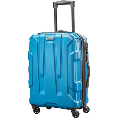 Centric Hardside 20` Carry-On Luggage, Caribbean Blue