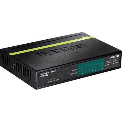 8 Ports Gigabit PoE Switch - TPE-TG82g