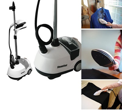 Fabric Steamer and Iron