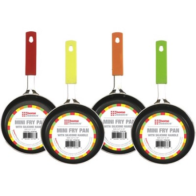 Mini Frying, Sauteeing or Sauce Pan 5.5` - Color May Vary